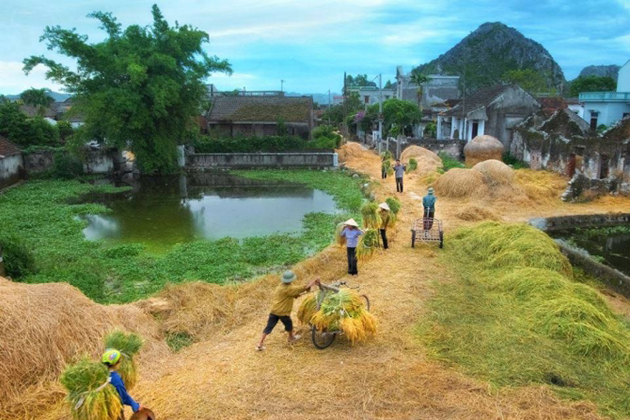 Vietnam Lifestyle in Rural Areas