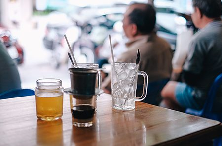 Coffee Habit of Vietnamese people