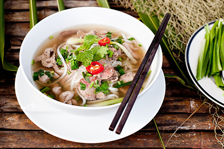 What the Vietnamese Eat For Breakfast - Vietnam Vacation