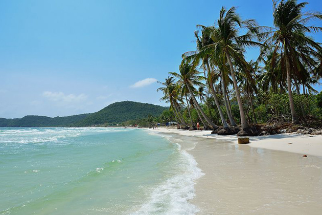 Sao Beach - Bai Sao - One of the best beaches in Phu Quoc