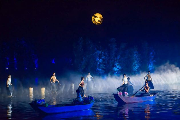 The Quintessence of Tonkin Show is the must see in hanoi