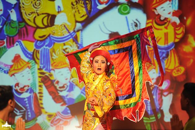 Tu Phu Four Palaces Show