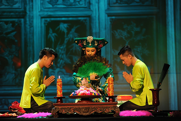 Tu Phu Show