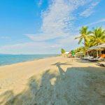 dreaming beach in hoi an