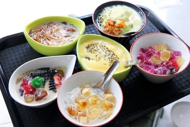 Che or Vietnamese Soup Desserts