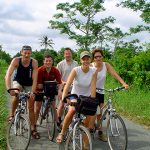 Cycling Mekong Chau Doc