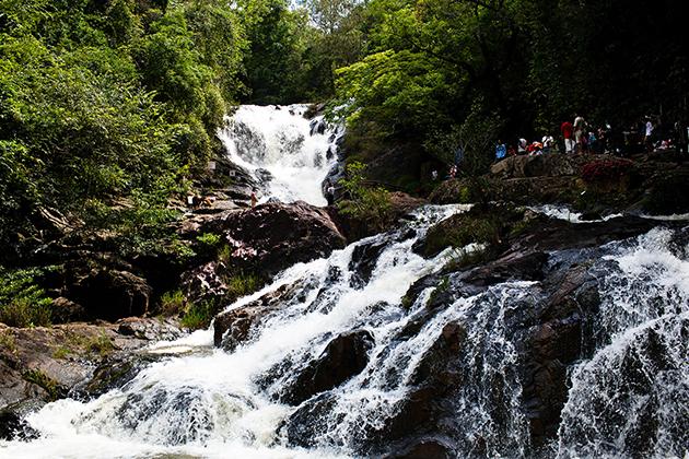 Dalanta Waterfall Dalat
