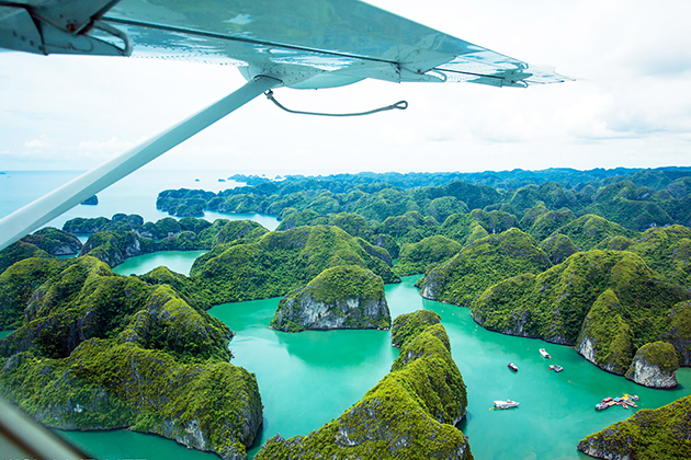 Hanoi - Halong Bay with Hai Au Seaplane