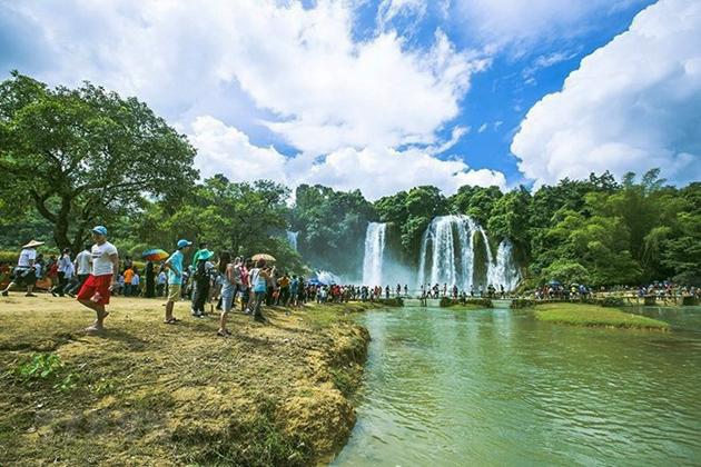Non Nuoc Cao Bang Geopark Vietnam