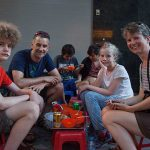 hanoi food tour with family