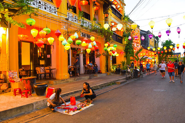 hoi an ancient town vietnam family holiday in 14 days