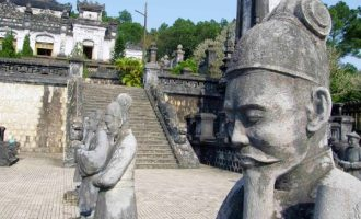 explore khai dinh tomb in vietnam tour packages