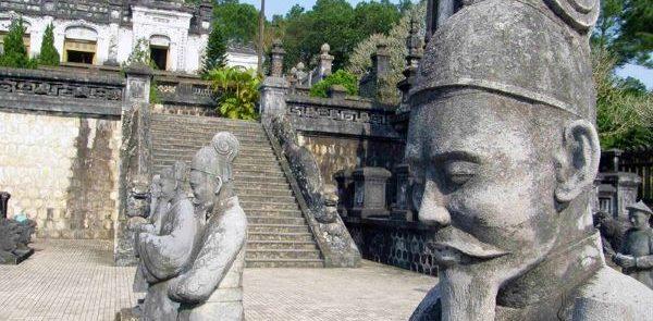 explore khai dinh tomb in vietnam tour packages