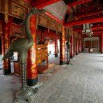 temple of literature in hanoi vietnam