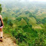 trekking adventure in sapa