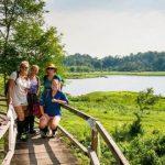 visit nam cat tien national park in southern vietnam