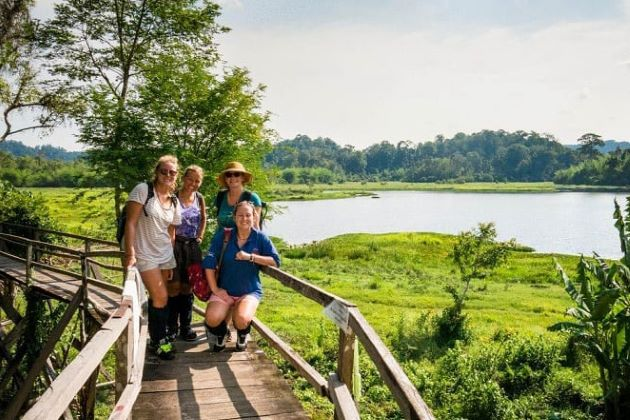 Nam Cat Tien National Park Exploring Tour – 3 Days