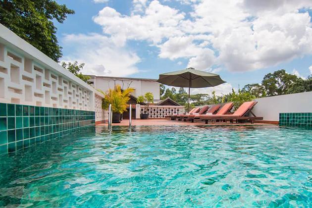 Aqua Pool Siem Reap