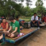 Battambang Bamboo Train