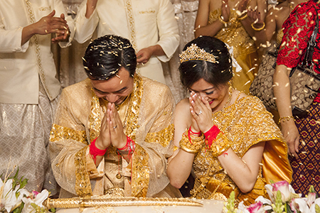 Cambodian marriage customs
