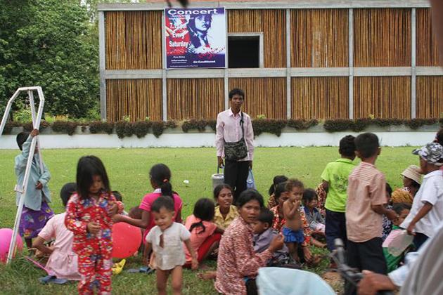 Children Hospital Siem Reap