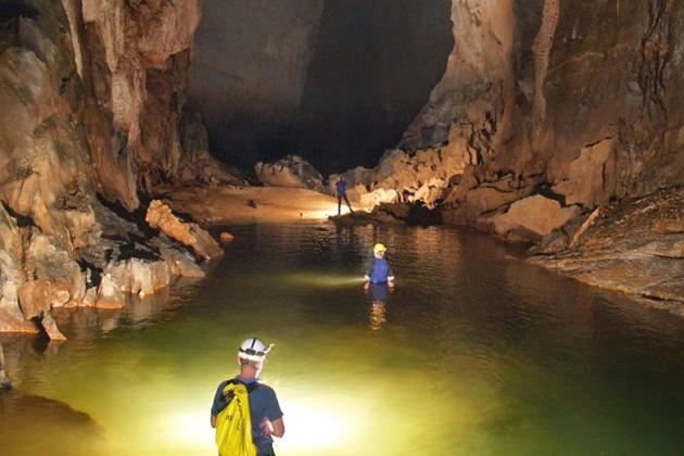 Conquer Quang Binh Cave System