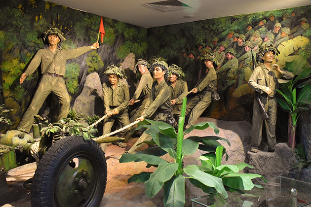 Dien Bien Phu Museum