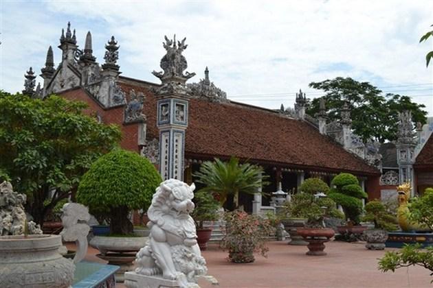 Dong Ngac Village