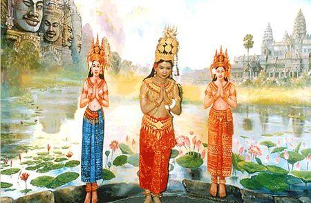 Cambodia Greetings & Etiquettes