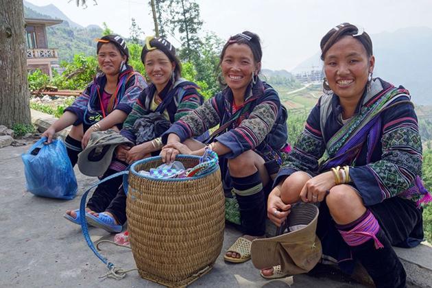 Hmong Ethnic in Sapa