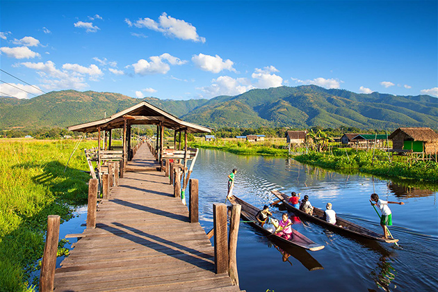 Inle lake climate