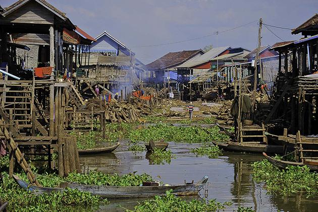 Kampong Phluk Siem Reap