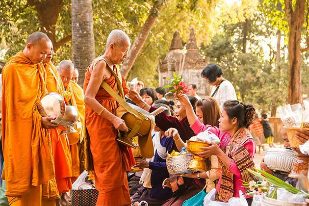 Laos Customs