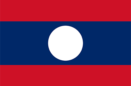 Laos Flags – Everything about the National Flag of Laos