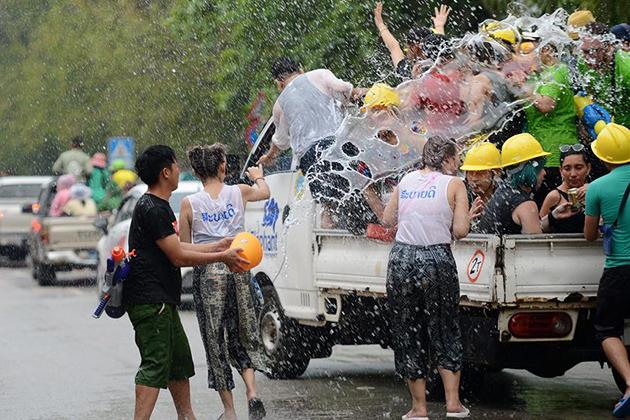 Luang Prabang Water Festival