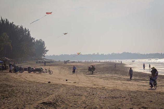 Myanmar Best Beaches
