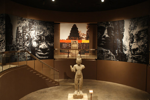 National Museum Angkor