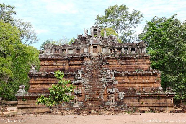 Phimean Akas in siem reap cambodia