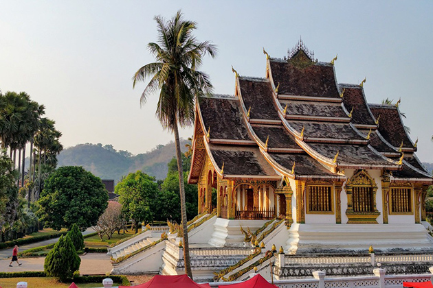 Sacred Temples in Laos