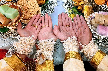 Laos Wedding Ceremonies & Traditional Marriage Customs