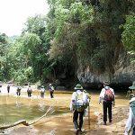 Trekking in Quang Binh