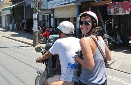 Xe Om – Motorbike Taxi in Vietnam