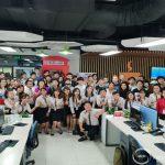 Visit to Software Company vietnam study tour 5 days
