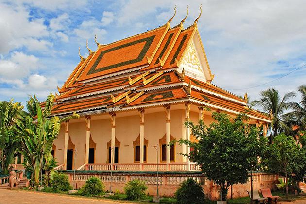 Wat Thmei Temple
