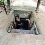 cu chi tunnel vietnam study tour