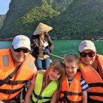 halong bay family tour 10-day vietnam family trip