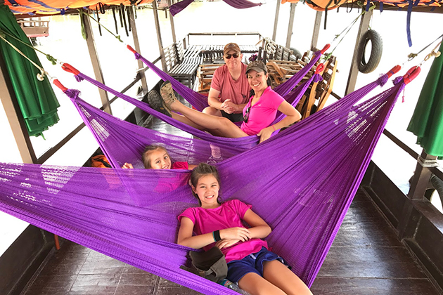 mekong delta tour with your family vietnam family tour in 10 days