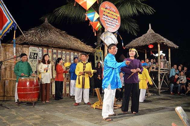 Bai Choi Festival – An Intangible Cultural Heritage of Humanity in Vietnam