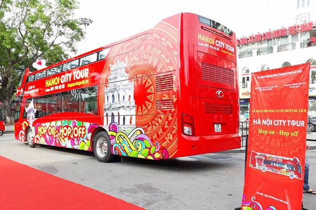 Hanoi Hop On Hop Off Tour Itinerary