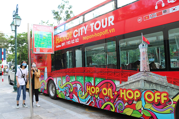 Hanoi Hop on Hop off Bus Itinerary - Ticket - Guide